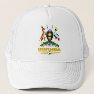 Uganda COA Trucker Hat
