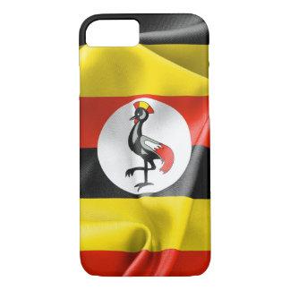 Uganda Flag iPhone 7 and 8 Case