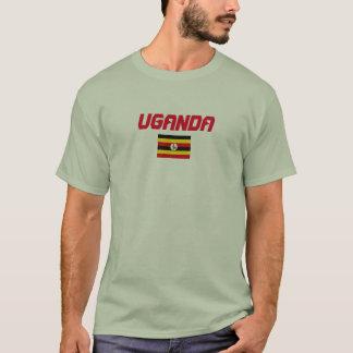 Uganda Flag Shirt