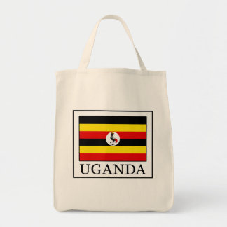 Uganda Grocery Tote Bag