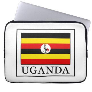 Uganda Laptop Computer Sleeve