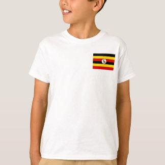 Uganda National World Flag T-Shirt