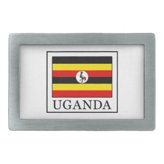 Uganda Rectangular Belt Buckles