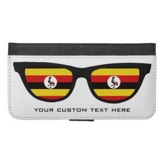 Uganda Shades custom wallet cases
