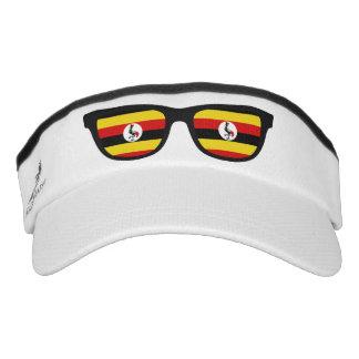 Uganda Shades Visor
