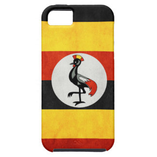 Uganda Tshirts and Accesories Tough iPhone 5 Case