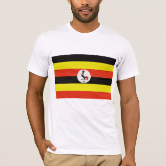 Uganda's Flag T-Shirt