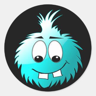 Uggles - Boomer Round Sticker