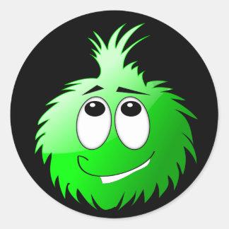 Uggles - Nettle Round Sticker