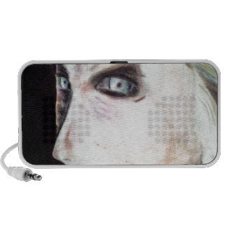 UGLY Angry Woman Travel Speaker