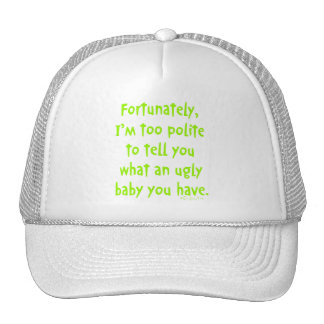 Ugly Baby Hats
