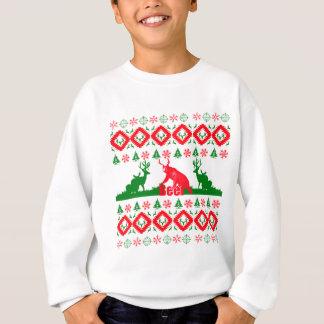 Ugly Christmas beer Sweatshirt