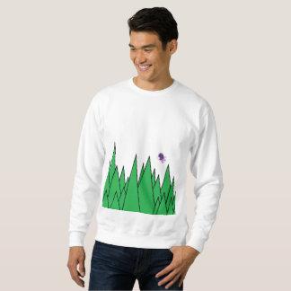Ugly Christmas Forest (plus sugar plum fairy) Sweatshirt