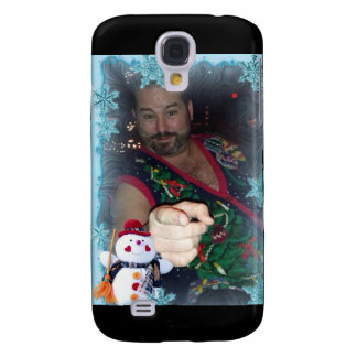 Ugly Christmas Samsung Galaxy S4 Covers