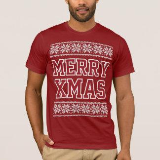 Ugly Christmas Shirt For Men Merry Xmas