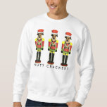 ugly Christmas sweater alternative Pullover Sweatshirt