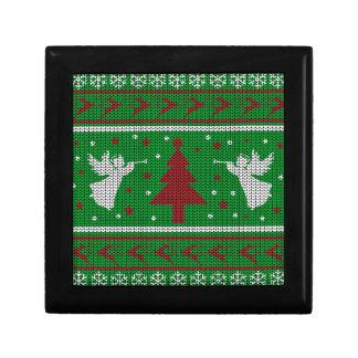 Ugly Christmas Sweater Gift Box