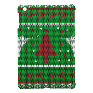Ugly Christmas Sweater iPad Mini Covers
