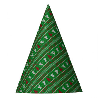 Ugly Christmas Sweater Party Hat