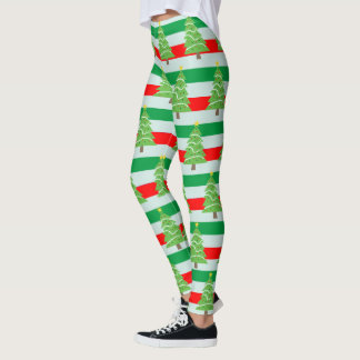 Ugly Christmas Sweater Party Leggings