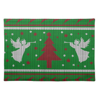 Ugly Christmas Sweater Placemat