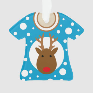 Ugly Christmas Sweater Prize Ornament
