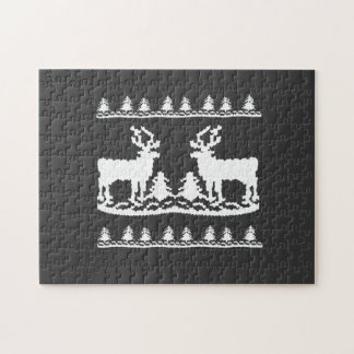 Ugly Christmas Sweater - Jigsaw Puzzles