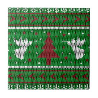 Ugly Christmas Sweater Tile