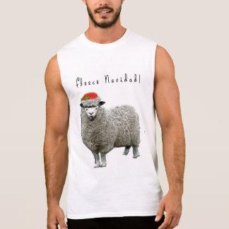 Ugly Christmas Sweaters Sleeveless Shirts