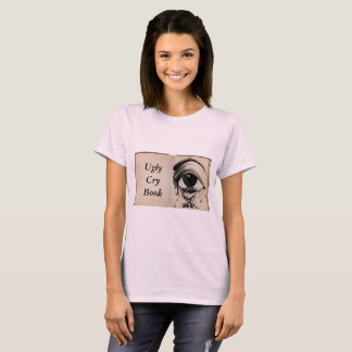 Ugly Cry Book T-Shirt