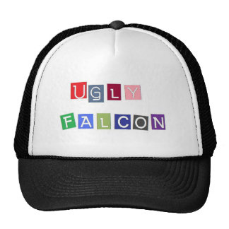 Ugly Falcon colored Cap