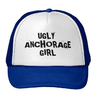 Ugly Girl Sportswear Mesh Hats