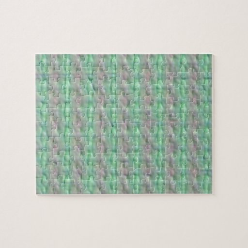 Ugly pointless pattern jigsaw puzzle