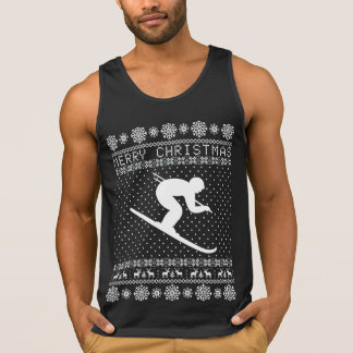Ugly Ski Christmas Sweater