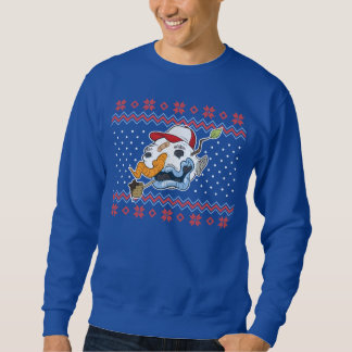 Ugly Snowman Ugly Christmas Sweater