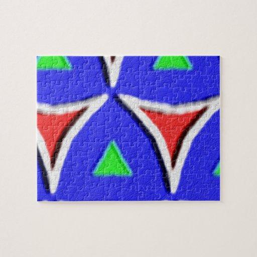 Ugly Strange pattern Puzzles