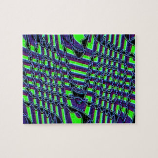 Ugly trendy pattern puzzles