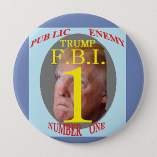 Ugly Trump Badge