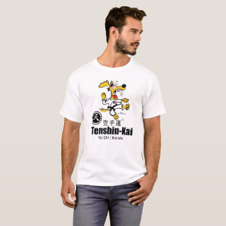 Ugmo the Karate Dog (adult) T-Shirt