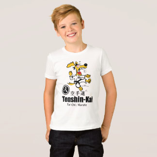 Ugmo the Karate Dog (kid's) T-Shirt