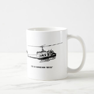 UH-1H Iroquois Helicopter Coffee Mug