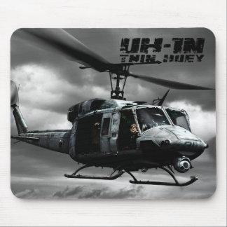 UH-1N Twin Huey Mousepads