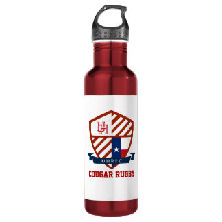 UH  Cougar Rugby Water Bottle 710 Ml Water Bottle