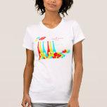 uh_lala t-shirts