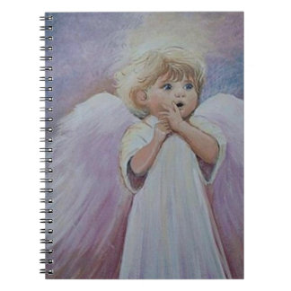 Uh Oh Angel Note pad Note Book