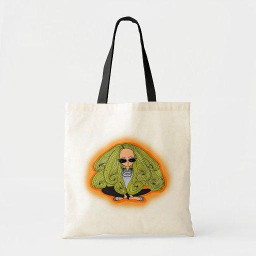 Uh-oh Hilary Canvas Bag