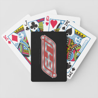 UHB Logo Bicycle Playing Cards