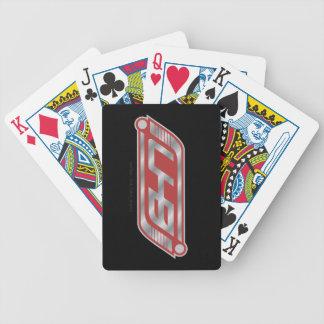 UHB Logo Poker Deck