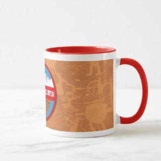 UHR Rock Art Mug