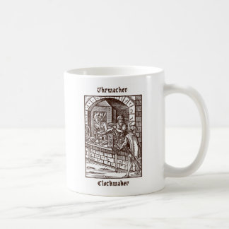 Uhrmacher - Clockmaker Coffee Mug